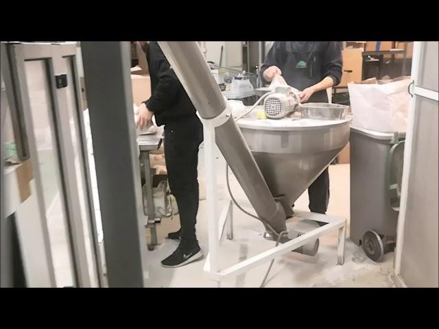 Eidos Swing 4ie σε συσκευαστική μηχανή Κιοκπάσογλου L.I.T. Solutions