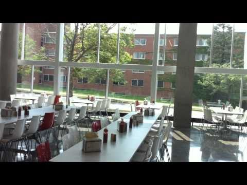 Syracuse University Ernie Davis Dining Center- Dining Seating