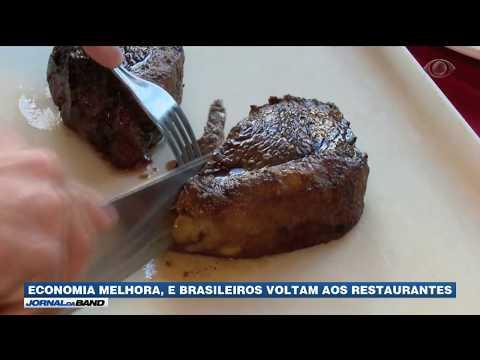 Gasto Dos Brasileiros Com Restaurantes Aumenta