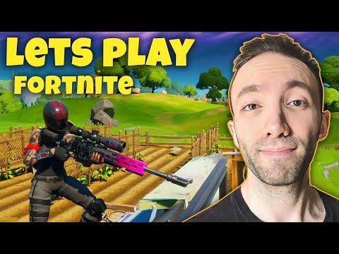 Lets Play Fortnite - این دست بد نبود