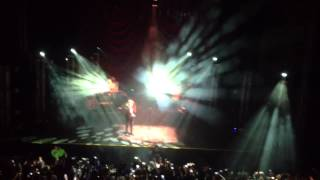 Lorde opening in Mexico Auditorio Blackberry 9/Abril/2014