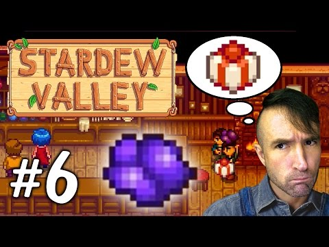what level does amethyst spawn stardew valley