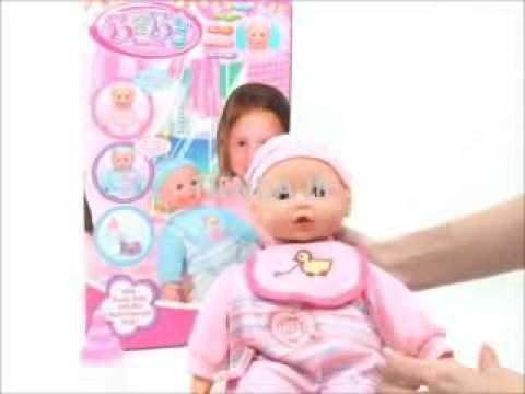 Mu eca bebe con sonidos mejillas rojas y accesorios - Fundas para cambiador de bebe ...