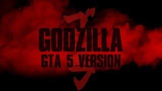[VF] Godzilla sur GTA 5 - Trailer Français - GTA 5 Version