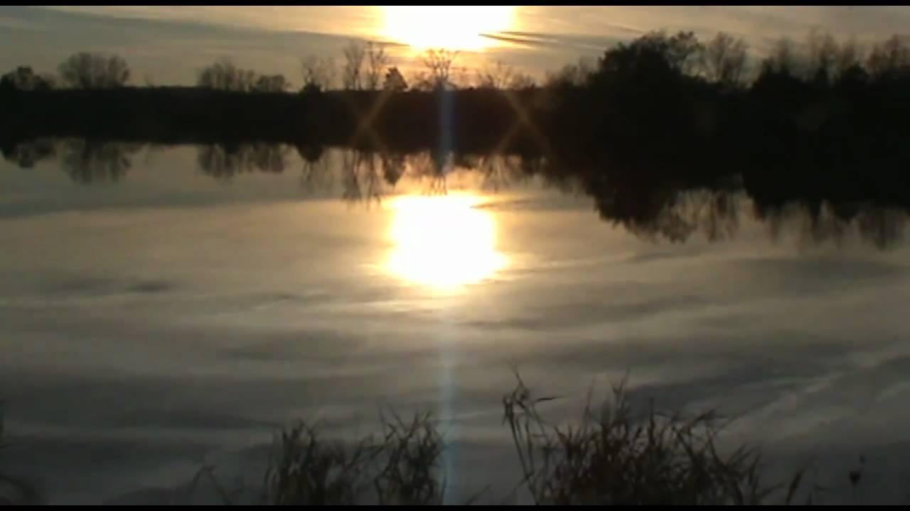 November night carp fishing in michigan usa youtube for Fishing in november