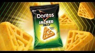 Snacks: Doritos Jacked 3d Jalapeño Pepper Jack