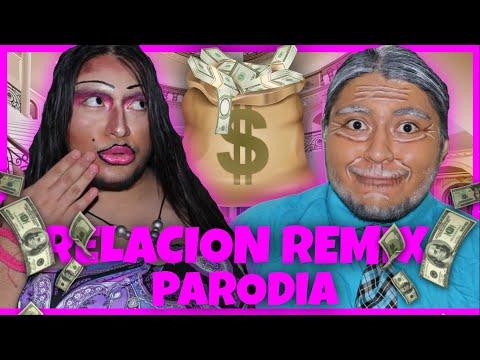Sech – Relación Remix (PARODIA) Feat. Daddy Yankee, Rosalía, J Balvin, Farruko