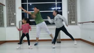 Ella Mai Whatchamacallit ft. Chris Brown Dance Choreography Video by @a._nju