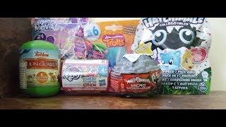 Blindbag Unboxing 2 - My Little Pony, The Lion Guard, Hatchimals, Trolls & Power Rangers!
