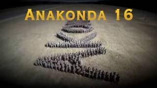 Anakonda 16 - U.S. Army Europe