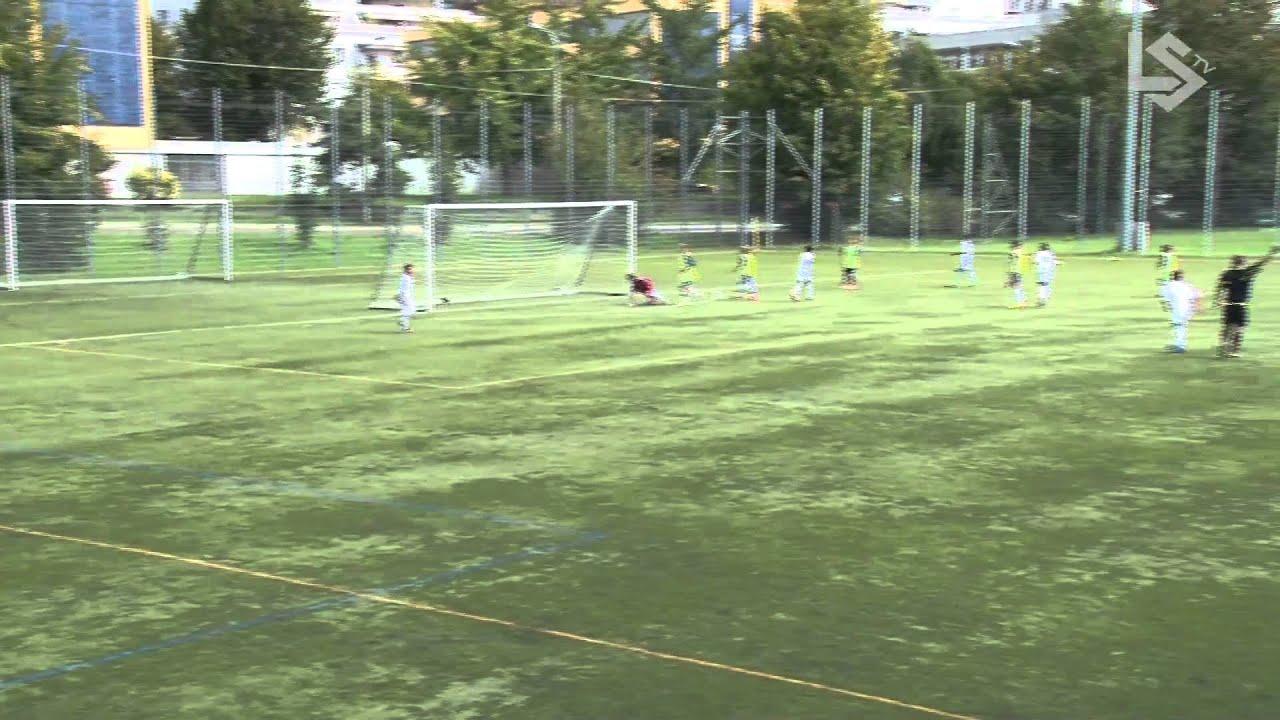 Résumé du match Lausanne Foot Académie M12 vs US Terre Sainte I ...