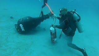 Full Dive 300 Hp Mercury Verado Salvage (97 ft)