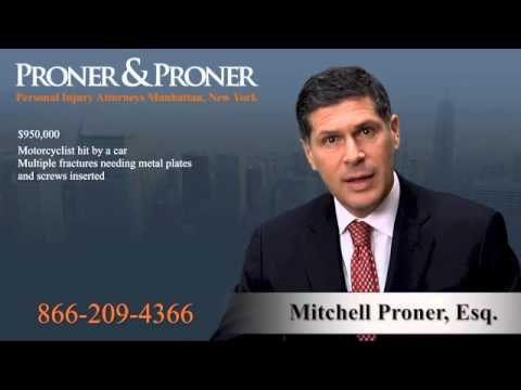 Motorcycle Accident Lawyer Port Jervis, NY (866) 209-4366 New York Lawsuit Settlement