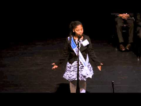 Jamiya McNeil Oratory Competition