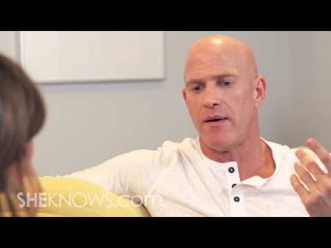 Bruno Gunn Chats Hunger Games: Catching Fire  Celebrity