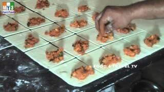 How To Make Veg Puff | Indian Street Food