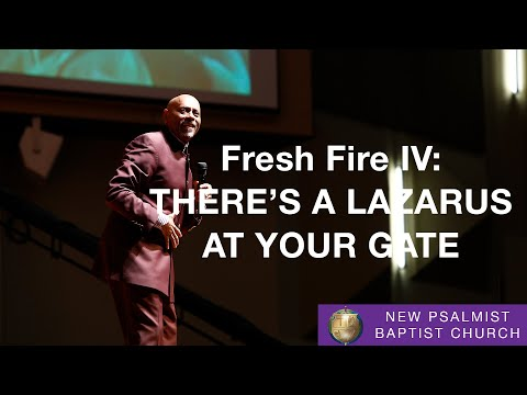 Fresh Fire IV : Bishop Paul Morton