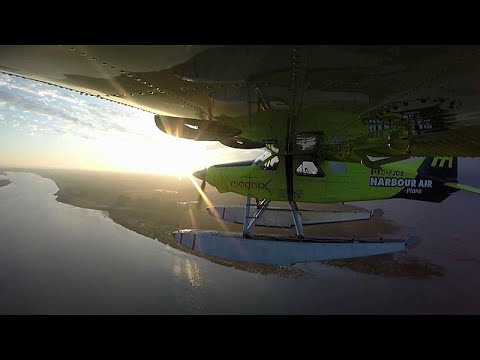 شاهد: كندا تبدأ حقبة جديدة في مجال الطيران الكهربائي  - نشر قبل 2 ساعة