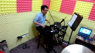 439) SEET TIK SAM (DRUM COVER) - WAKE ME UP WHEN SEPTEMBER ENDS - GREENDAY