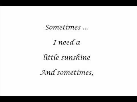 Everything's Okay (Lyrics) - Lenka
