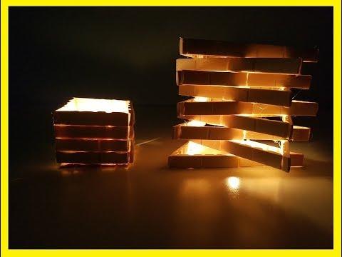 Amazing DIY Wood Lamps Ideas