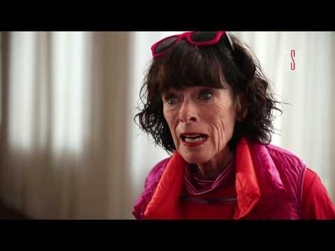 Entrevista a Geraldine Chaplin, 61 Seminci