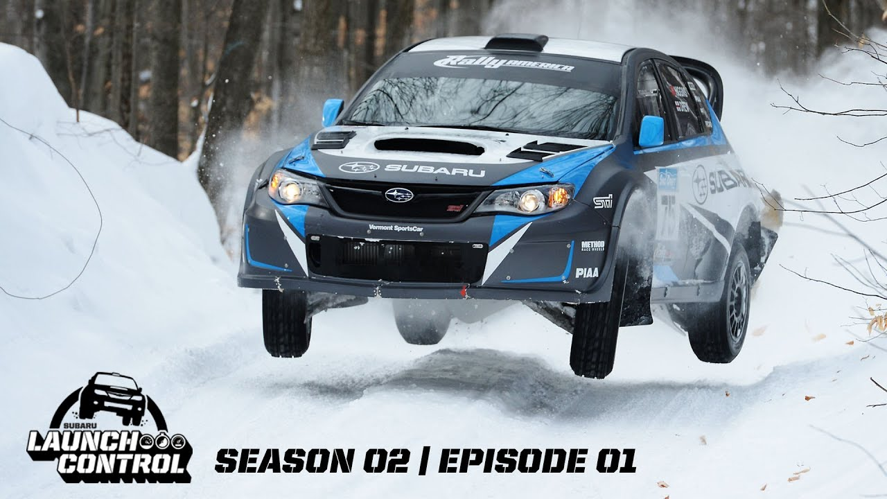 Subaru Launch Control >> Launch Control A New Season Starts At Sno Drift Rally Episode