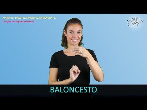 Deportes - Aprende Lengua de Signos Española LSE / Tutorial InfoSordos