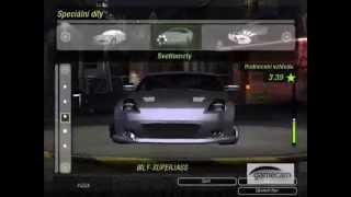 Nissan 350Z from Tokyo Drift in NFS:U2 (better version)