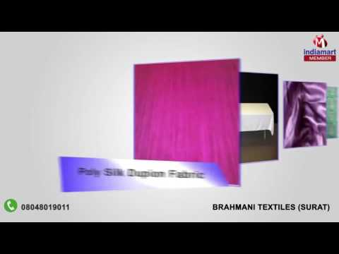 Textile Fabrics And Covers By Brahmani Textiles, Surat