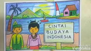 48+ Gambar mencintai keberagaman sosial budaya indonesia sebagai kekayaan bangsa ideas
