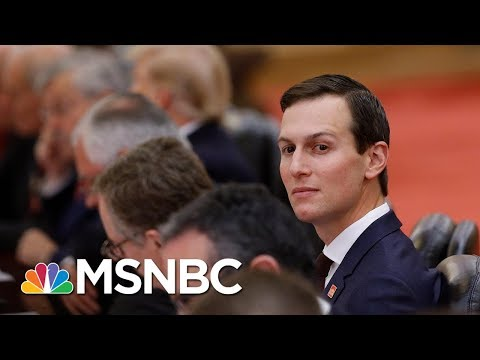 Sources: Jared Kushner Is The 'Very Senior Member' Mentioned In Michael Flynn Plea | MSNBC