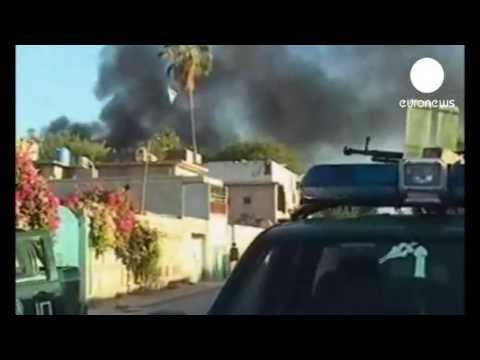 Paki-Terrorist Punjabi ISI attack on Red Cross office in Jalalabad Afghanistan