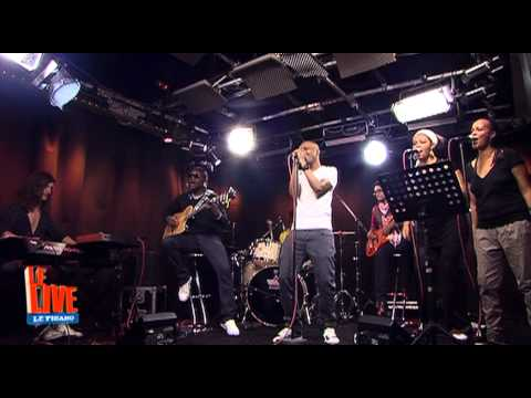 Soprano - Ce Qu'on Laisse À Nos Mômes - Le Live