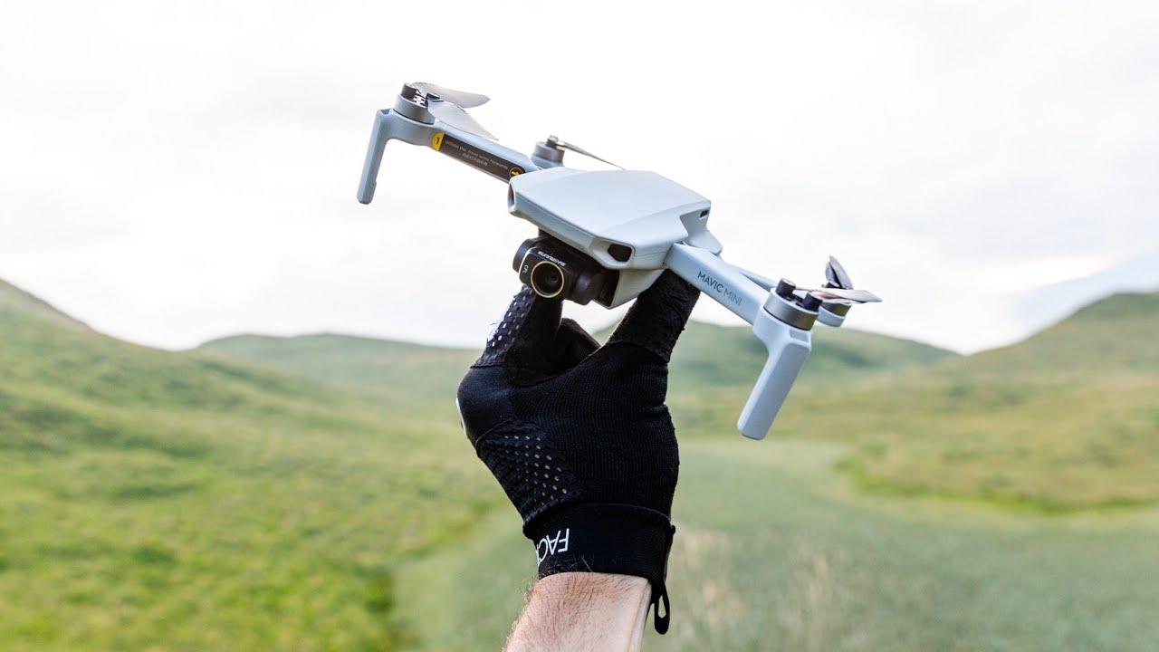 IL MIO PRIMO VOLO COL DRONE! 🚁