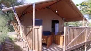 Camping Les Sablons: Découvrez nos tentes lodge SUP!