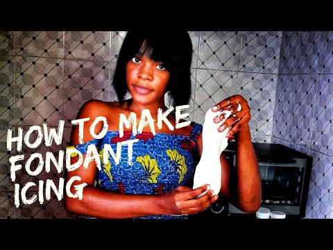 Download How to make fondant icing in Nigeria   easy fondant recipe