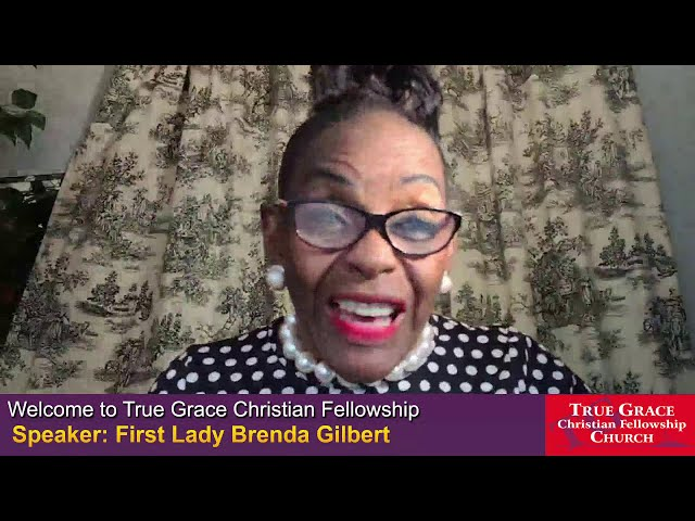 12-27-2020 - The Greatest Gift by First Lady Gilbert