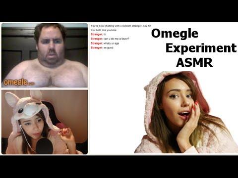 ASMR OMEGLE EXPERIMENT Part: 5 👽