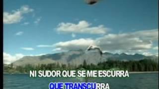 Estopa - Me Falta Aliento karaoke letra lyric