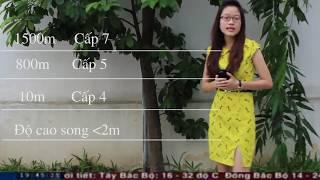 SAN PHAM CHUONG TRINH TRUYEN HINH - DU BAO THOI TIET