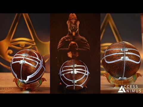 best service c0146 46b0b Assassin's Creed Origins - The Apple of Eden [Unboxing ...