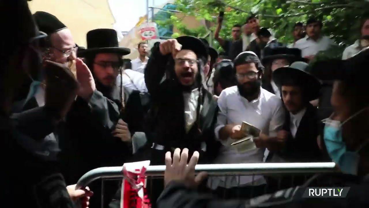 Israel: Demonstrators Blame Police for Stampede during Netanyahu Visit