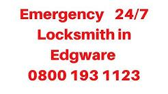 Emergency Locksmith in Edgware HA8