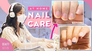 Nail Care & Self-Care: Clean, Non-Toxic Manicure w/ Sundays Studio