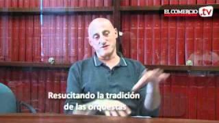 Jorge Martínez líder de Ilegales