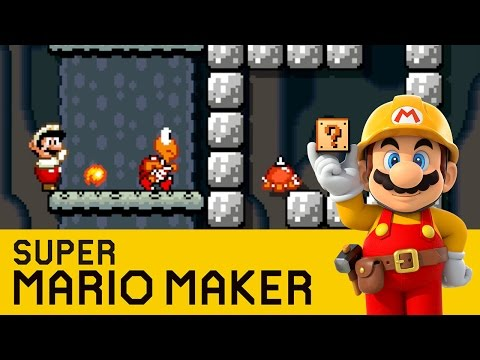 Super Mario Maker - About Time