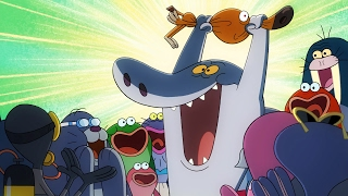Zig & Sharko (NEW SEASON 2) - Father in law (S02E04) Full episode in HD