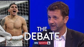 Tim Sherwood defends including ZERO Arsenal players in combined North London derby XI! | The Debate