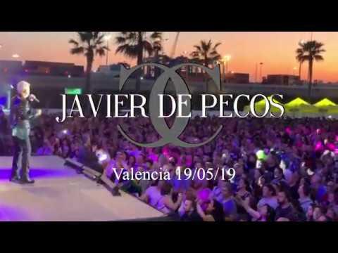 Javier de Pecos - En directo (Valencia 19/05/19)